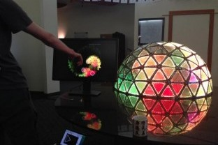 Image from Eugene Weekly - Radiance Orb will soothe your soul